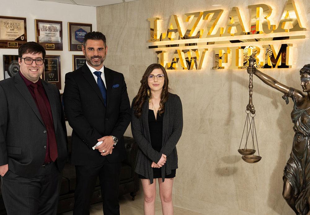 why choose Lazzara Law